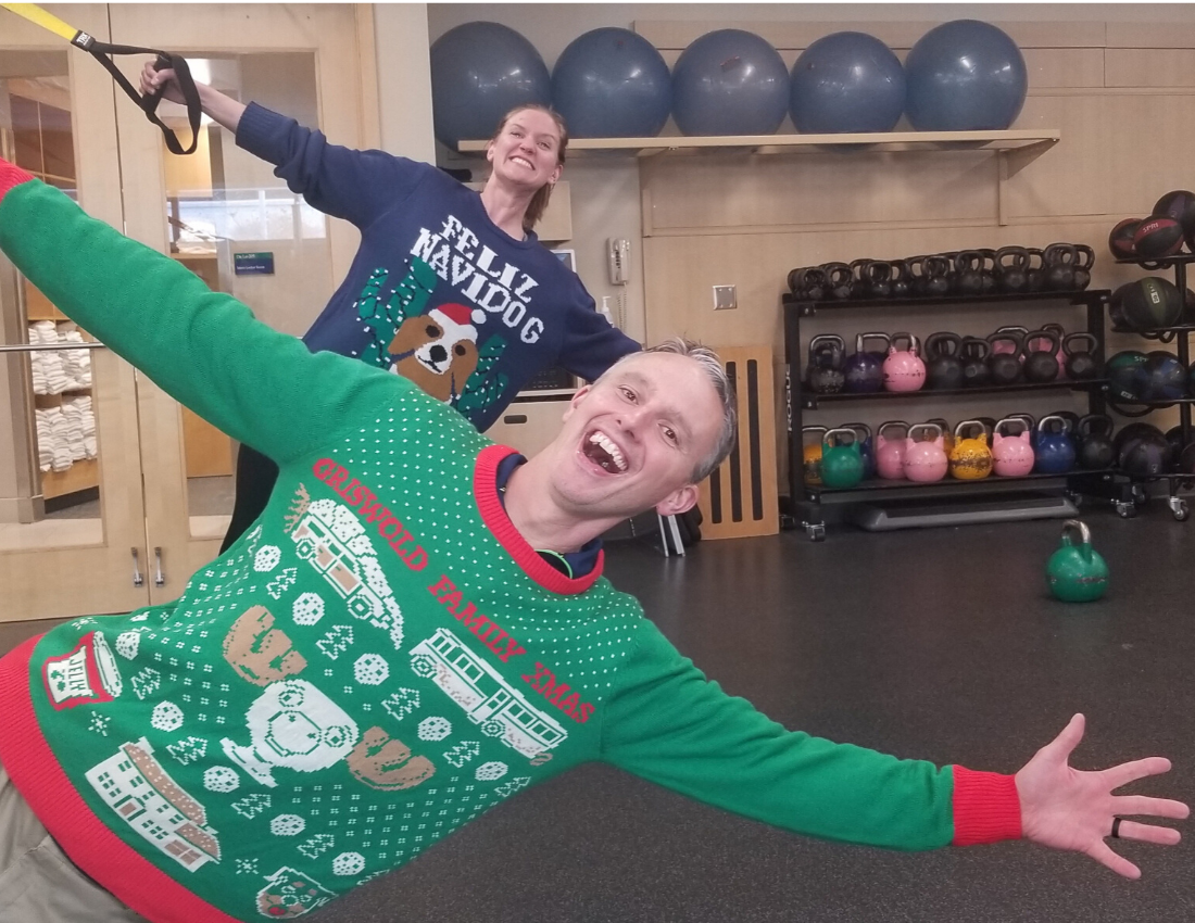 12 days of Fitmas Workout