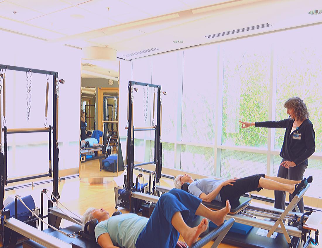 Pilates Reformer Training
