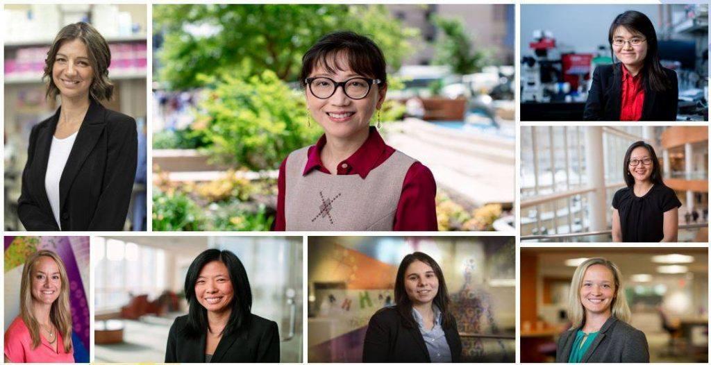 Equipe profissional feminina, Centro de Medicina Individualizada
