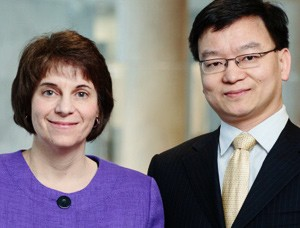 Cynthia McCullough, Ph.D. and Lifeng Yu, Ph.D.