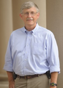 Francis Collins, M.D., now heads the National Institutes of Health.