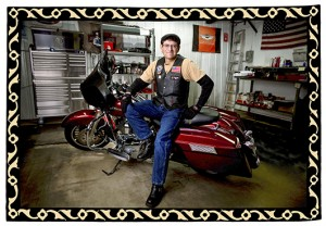 Mayo patient Thomas Hoffman is two years down the road from his pancreatic cancer diagnosis, cancer free, and riding Harleys again.