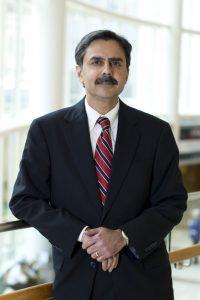 Sundeep Khosla, M.D., Mayo Clinic endocrinologist and osteoporosis expert