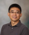 Hu Li, Ph.D., pharmacologist at Mayo Clinic