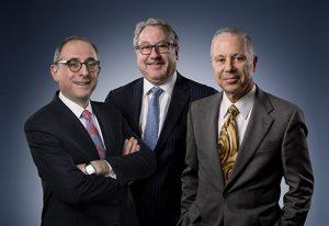 Drs. Lazaridis, Gores and LaRusso