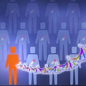 药物基因组学的图形表示