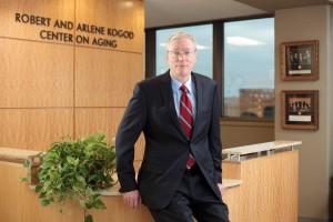 James Kirkland, M.D., Ph.D., Director of the Mayo Clinic Robert and Arlene Kogod Center on Aging