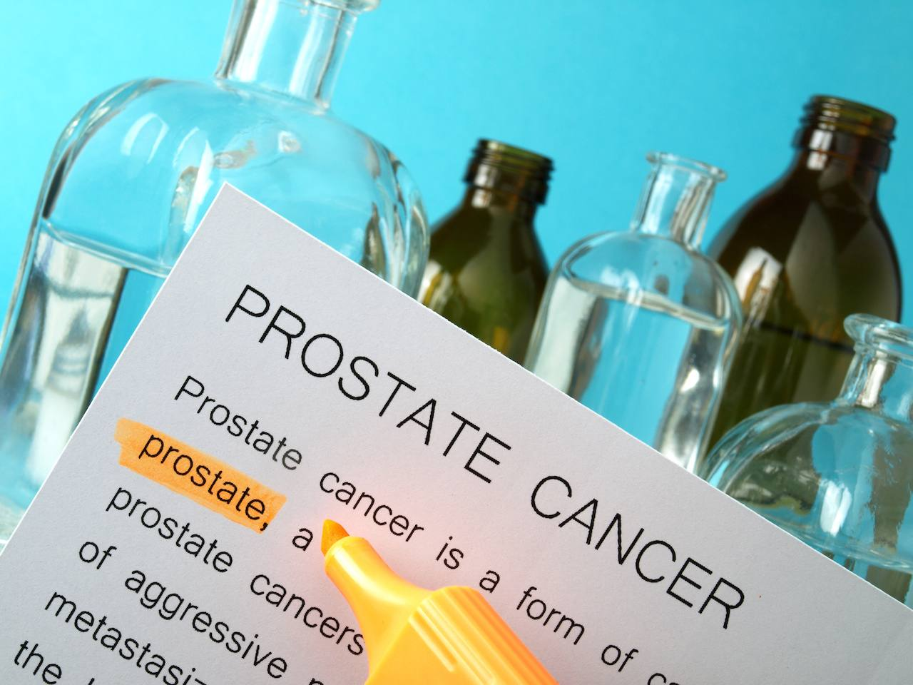 New pathway in prostate cancer cells suggests possible therapy