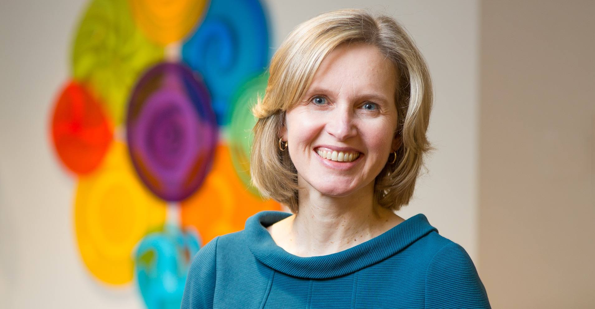 Meet Population Health Scholar--Kathy MacLaughlin, M.D.