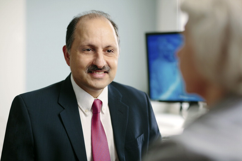 The lowdown with Dr. Bharucha: Gastroenterology researcher and clinical trials guru