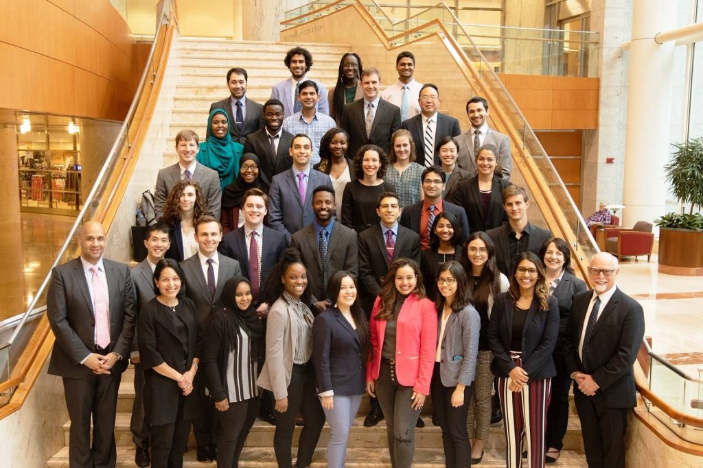 Participants of the 2019 Regenerative Medicine and Surgery Selective at Mayo Clinic.