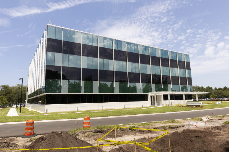 Florida building dedicated to medical discovery and innovation