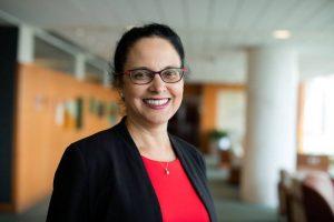 environmental photo of Dr. Robin Patel