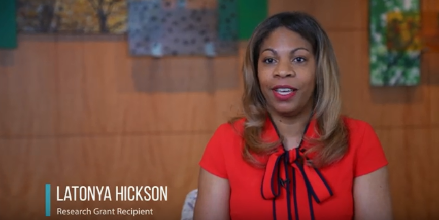 Researching Stem Cells for Kidney Disease: LaTonya Hickson, M.D.