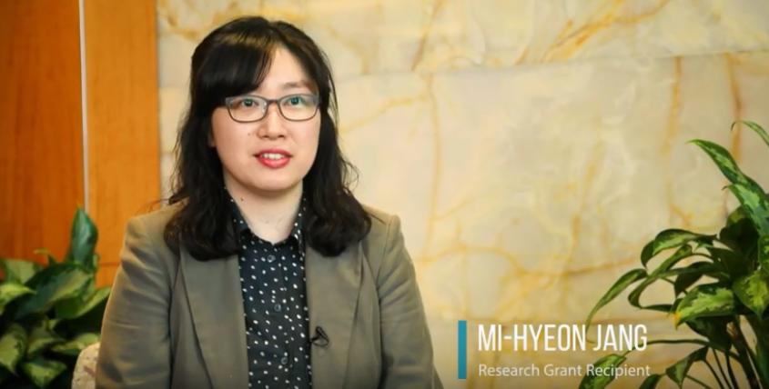 Neuro regeneration for chemo brain: Mi-Hyeon Jang, Ph.D.
