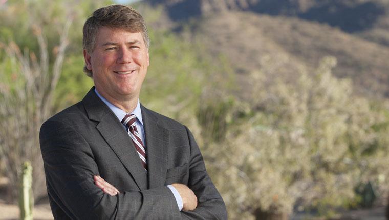 Dr. Wyatt Decker, vice president, Mayo Clinic