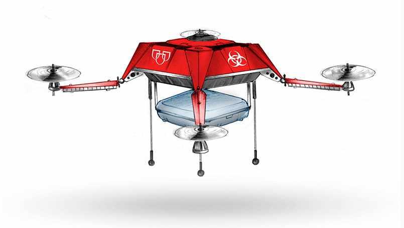 Drone805