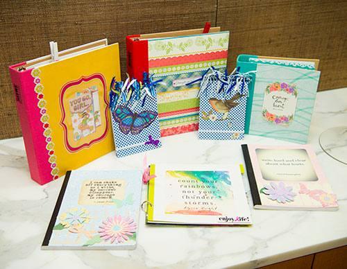 Pat Popovic's Hope Journals
