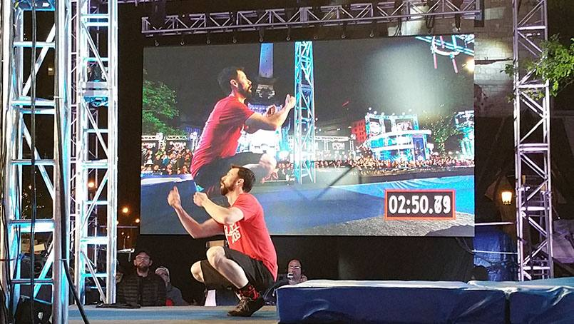 Roo Yori, a lab technician at Mayo Clinic in Minnesota, has advanced to American Ninja Warrior's Las Vegas finals.