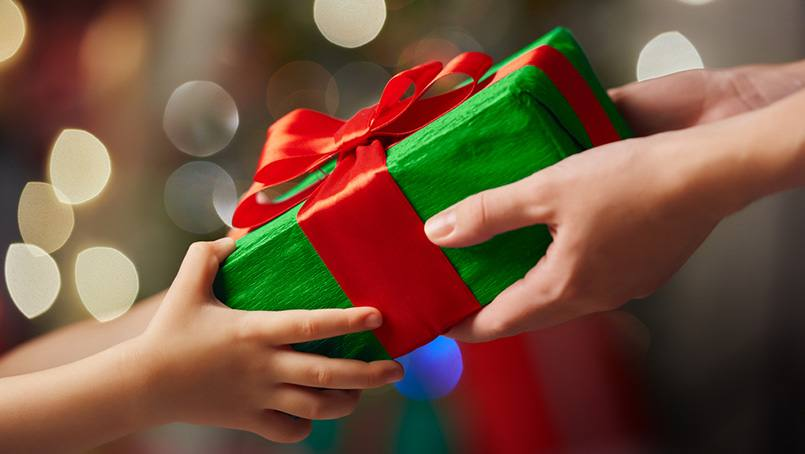 Mayo Clinic staff experience the joy of giving, of closets full of gifts for young patients.
