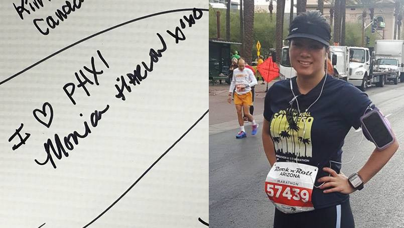 Nine years ago, Monica Harlow received a surprising diagnosis: She had heart failure. Now, thanks to surgery at Mayo Clinic, she's getting her heart rate up — and running marathons.
