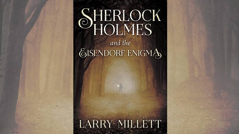 In author Larry Millett's newest Sherlock Holmes mystery, everyone's favorite cape-wearing detective finds himself at 1920s-era Mayo Clinic, and under the care of Dr. Henry Plummer after experiencing symptoms of emphysema.