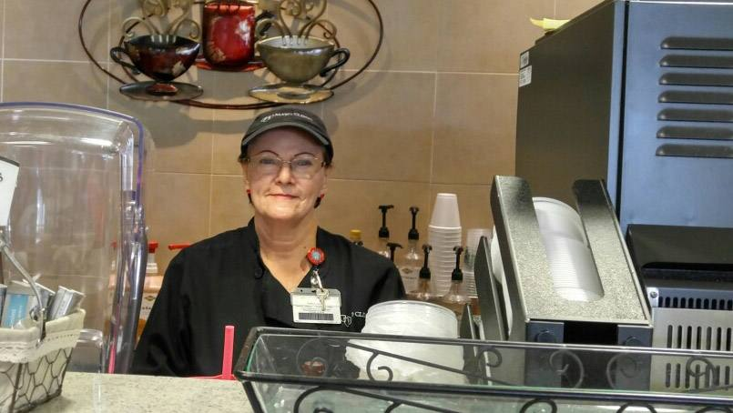 After more than 10 years of serving up much more than just coffee, Joyce Nelson, one of Mayo Clinic's most famous and beloved baristas, is calling it a career.