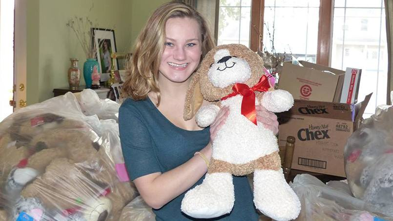 When Katie Rhoten was diagnosed with Type I diabetes, and then rheumatoid arthritis, as a young child she could have easily fallen into a trap of self-pity. Instead, she launched a foundation to help bring toys, stuffed animals, and other items of need to pediatric patients across the country.