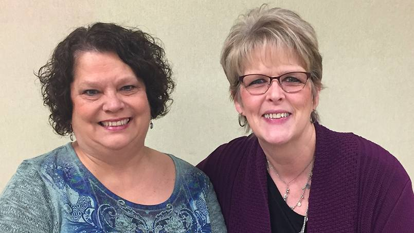 Julie Jackson and Mary Coleman are two best friends on a mission: To spread love and comfort through the handmade quilts and pillowcases they make and donate.