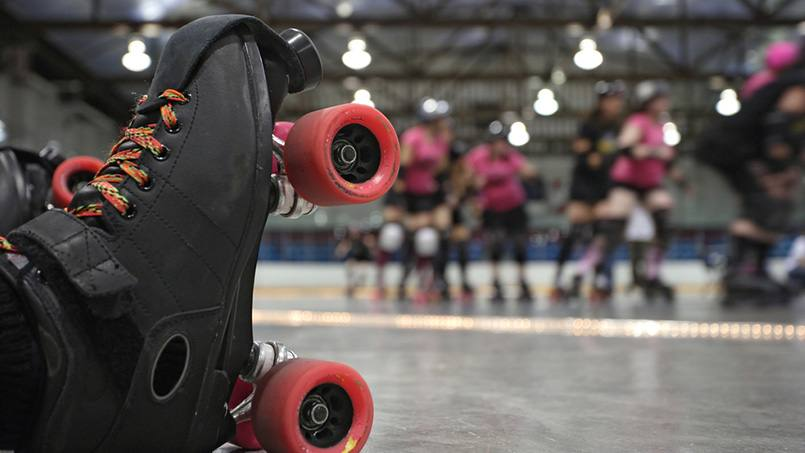 During the day, Jessica Dorschner works to advance Mayo Clinic's lupus-related research. At night, however, she transforms into the 'Jessicutioner' for the MedCity Mafia Roller Derby Team, for whom she's played the past three seasons ... alongside a few other of her colleagues at Mayo Clinic.