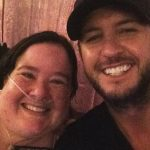 No. 1 Fan Scores Meet-and-Greet With Luke Bryan, Courtesy of Fan Club of Her Own