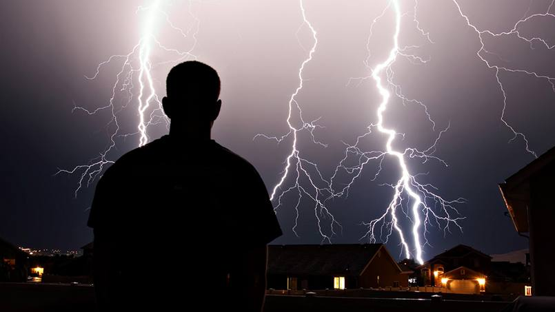 A lightning strike can unleash a host of problems in your body. Just ask David Claypool, M.D., and emergency medicine physician at Mayo Clinic. Or better yet, ask Justin Gauger, who knows about those problems firsthand.