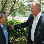 Fifteen Years Later, Transplant Patient and His Surgeon Reunite at Mayo Clinic