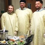 Candlelit, Baseball-Themed Meal Breaks Up Patient's Long Hospital Stay