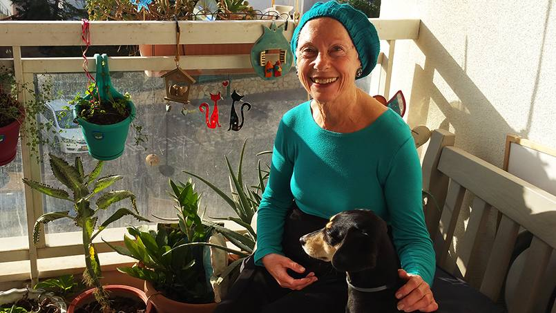 : Joanne Jackson Yelenik first came to Mayo Clinic for care in 1995. She's returned again and again from her home in Israel, and tells us it's the caring as much as the care that brings her back.