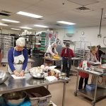 Mayo Hospice Volunteer Cookie Baking Tradition Continues
