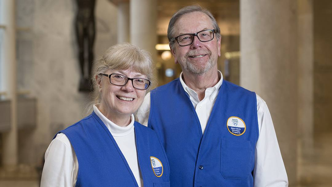 Dave and Elaine Mendelin had planned on retiring to their dream home on the shores of Lake Superior. But then they both came to Mayo Clinic where they say life has a taken a turn for the better.