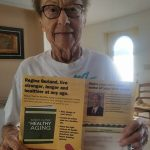 At 101, Regina Gurland Could Write the Book on Healthy Aging