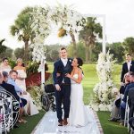 Chris Norton Defies the Odds and Walks With His Bride Down the Aisle