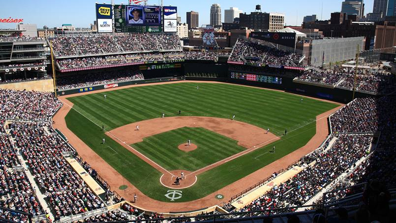 When he's not delivering babies at Mayo Clinic's campus in Minnesota, Dr. Kyle Traynor likes to relax by serving as an official scorer for the Minnesota Twins.