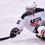 Net Return — Former Cancer Patient Wins Gold With USA Sled Hockey Team