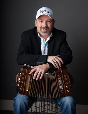 "When he's not working to save the lives of patients, Kris Keltgen can be found performing with his very own polka band, ""Kris and the Riverbend Dutchmen."""