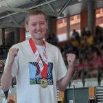 Another Transplant Games, More Medals for Curtis Higgons