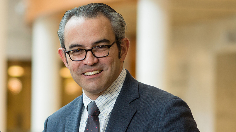 Mayo Clinic endocrinologist and researcher Victor Montori, M.D., is leading a charge that he says can improve how patients everywhere are cared for.