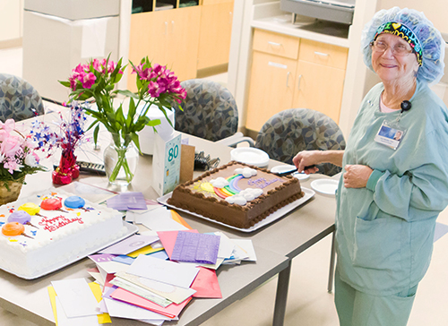 Celebrating Carol With 80 (Plus) Cards for 80 Years