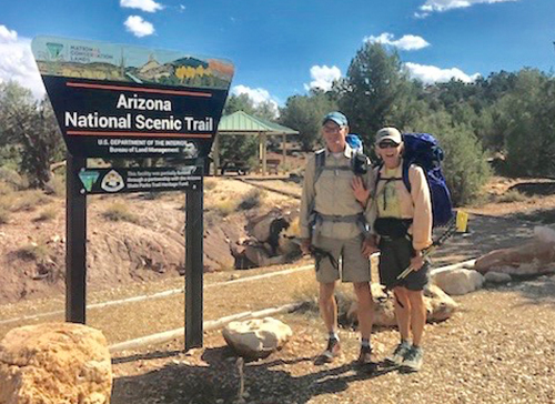 Amid Cancer Battle, Husband and Wife Embark on the Hike of a Lifetime