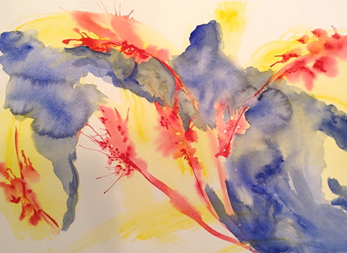 Arts at the Bedside Provides a Different Way of Healing