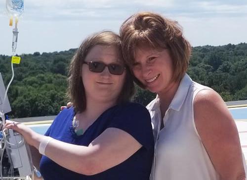 Transplant Patient's Mother Becomes Mayo Volunteer