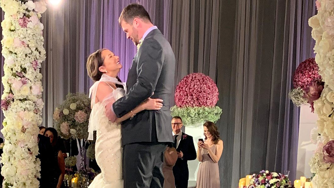 Jennifer Jones and her fiancé, Rob Ronnenberg, never could have imagined their wedding would be televised. But then a viral video caught the attention of reality show producers.