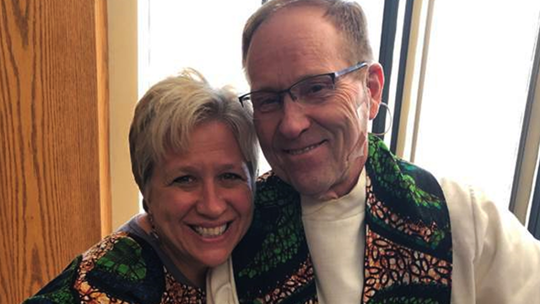 An offer to help a friend turned into a trip to the emergency department for Pastor Vern Christopherson, who has made a remarkable recovery thanks to prayer, community and a dedicated care team.
